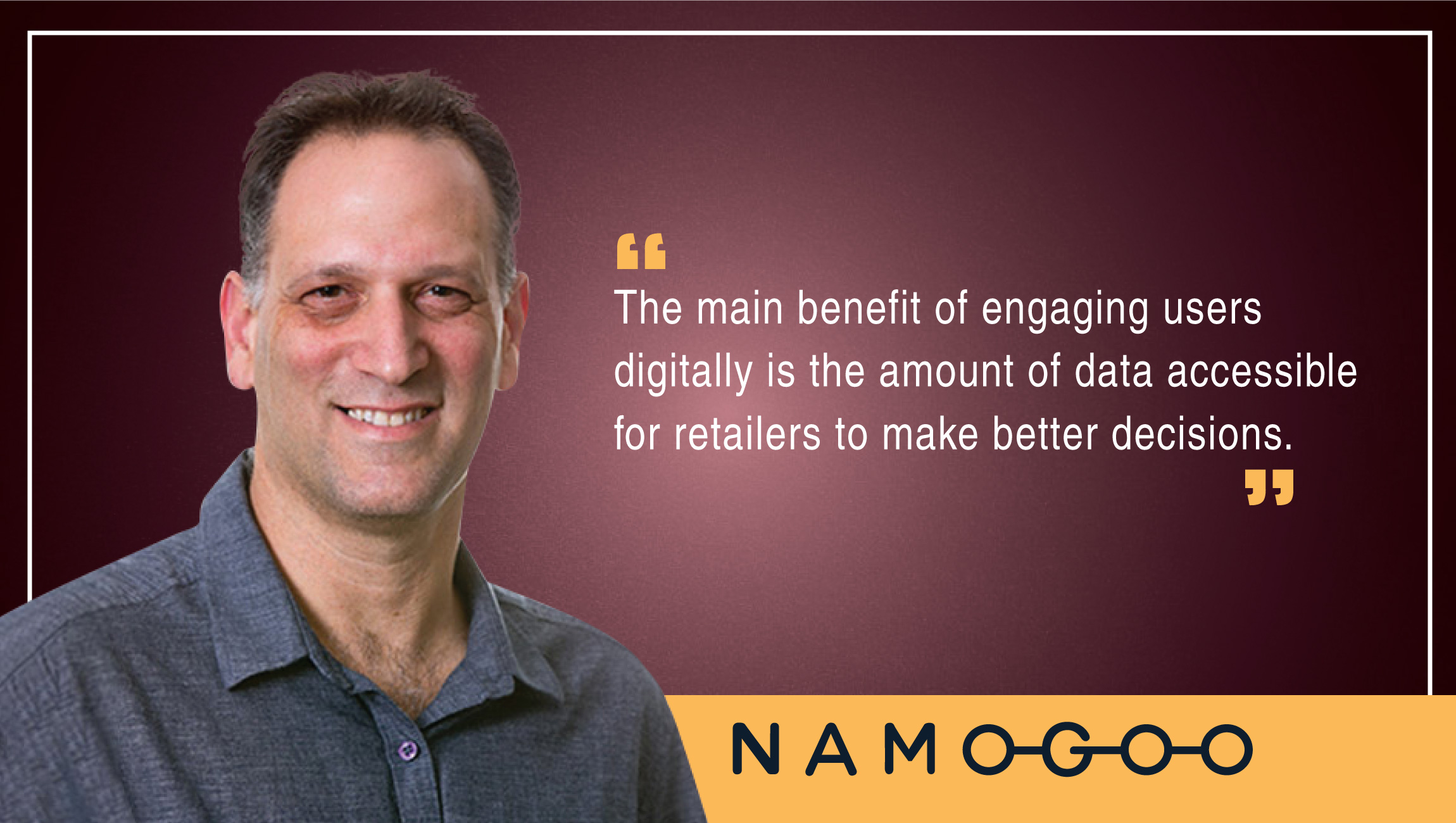 Chemi Katz, Co-founder and CEO at Namogoo