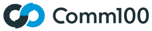 Comm100 logo