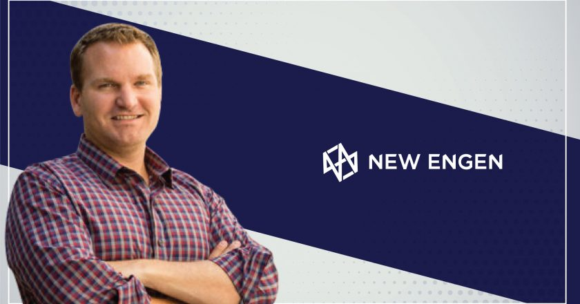 MarTech Interview with David Atchison, CEO, New Engen