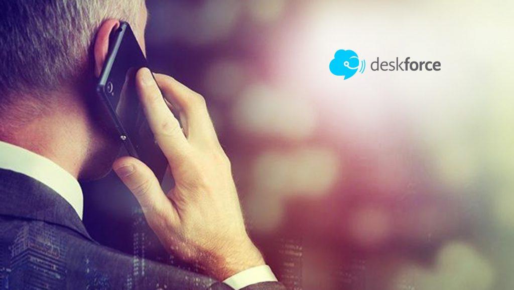 Deskforce Announces First Investment Round