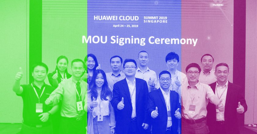 HUAWEI CLOUD Signs MoU with Multiple Companies at the Singapore Summit, Joining Hands with Partners to Unveil Cloud + AI Innovations