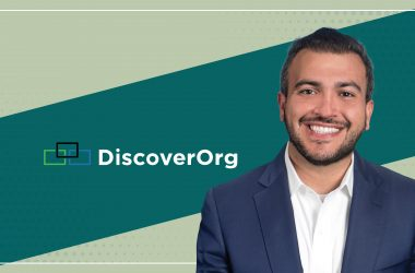 MarTech Interview with Henry Schuck, Founder and CEO, DiscoverOrg