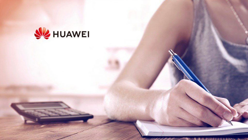 "Huawei Enables Smart Finance with ""AI+DATA"""