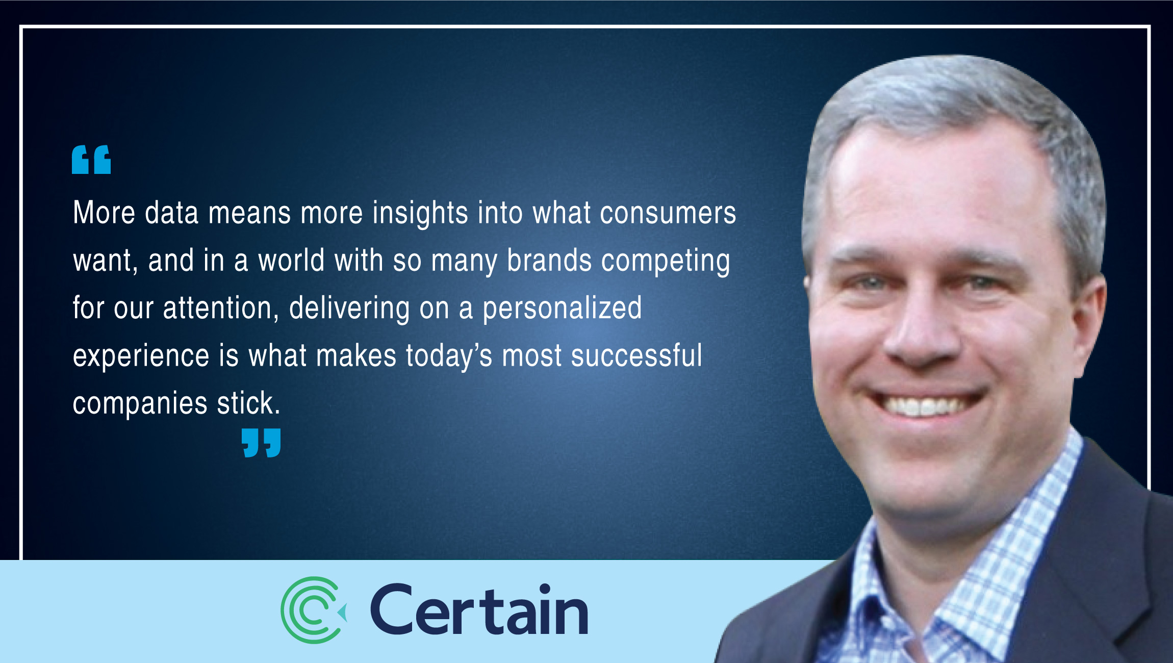 TechBytes with Jon Phillips, VP Product Management, Certain