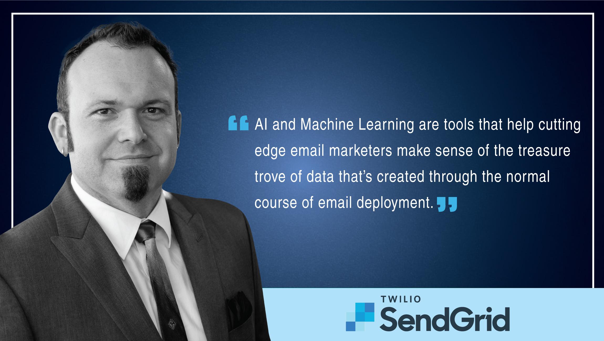 TechBytes with Len Shneyder, VP of Industry Relations, SendGrid