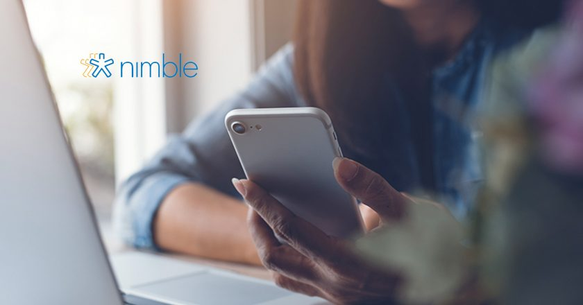 Nimble Named Market-Leading CRM for Office 365, G Suite for Seventh Consecutive Year, Says G2 Crowd