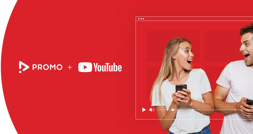 YouTube Partners with Promo.com to Make Great Video Creative More Accessible to SMBs