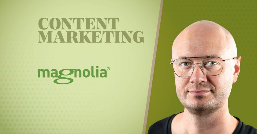 TechBytes with Rasmus Skjoldan, Chief Marketing Officer, Magnolia