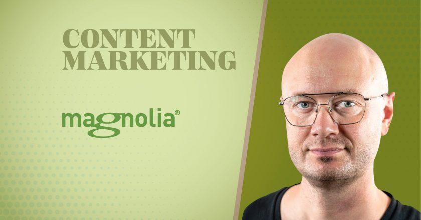 TechBytes with Rasmus Skjoldan, Chief Marketing Officer, Magnolia