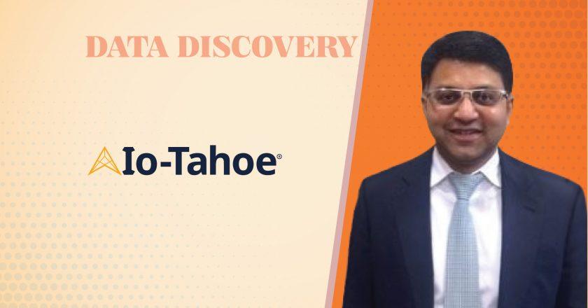 TechBytes with Rohit Mahajan, CTO, Io-Tahoe