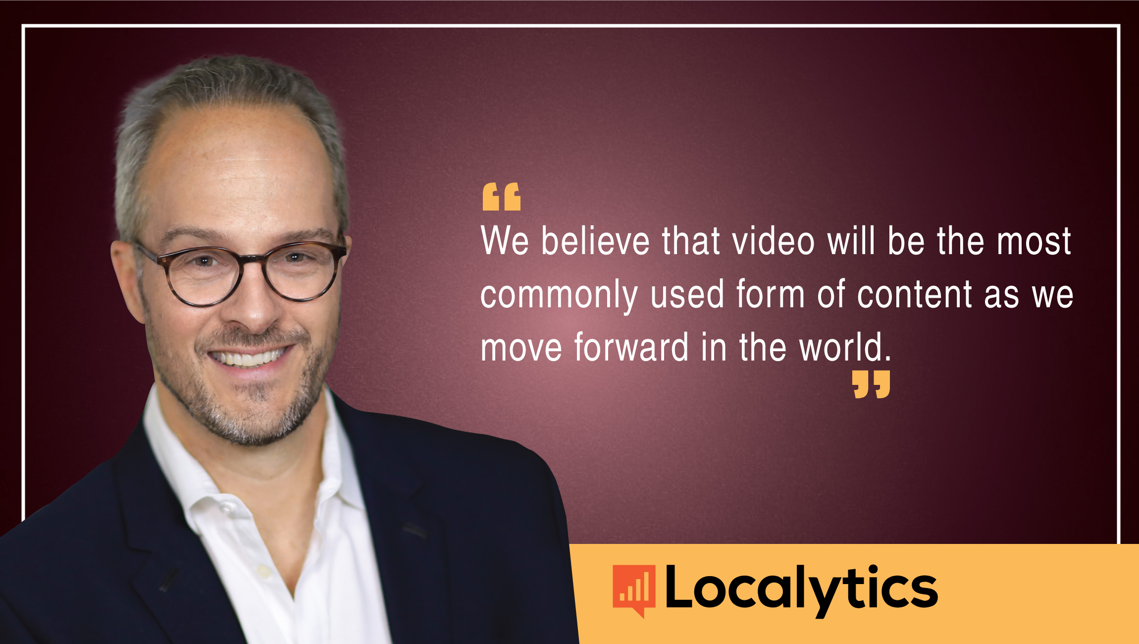 TechBytes with Stephen Mello, VP Product Marketing, Localytics
