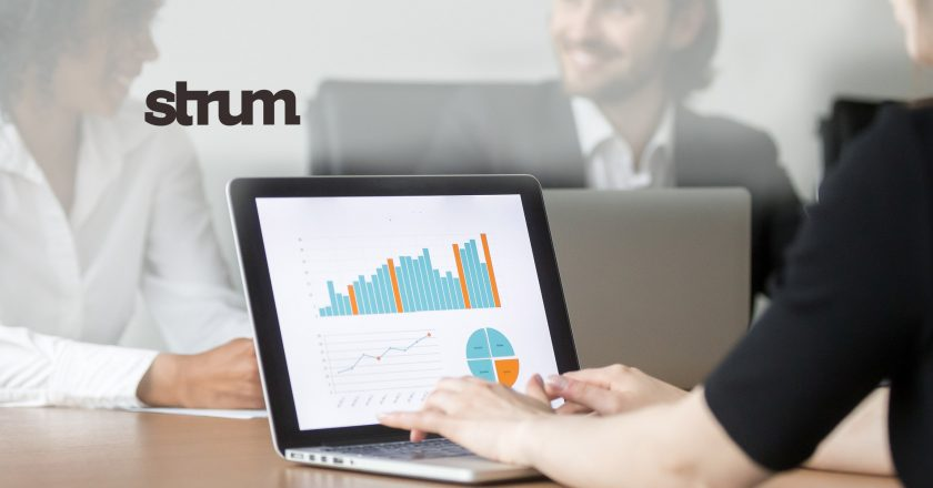 Strum Platform Launches as New Business Intelligence Data Analytics Software Designed for User Personalization, Targeting and ROI Performance