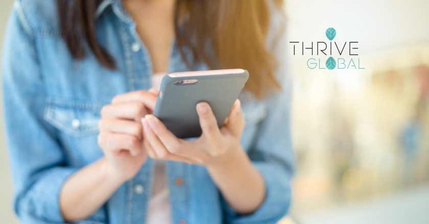 Thrive Global, SAP, and Qualtrics Launch The Thrive XM Index