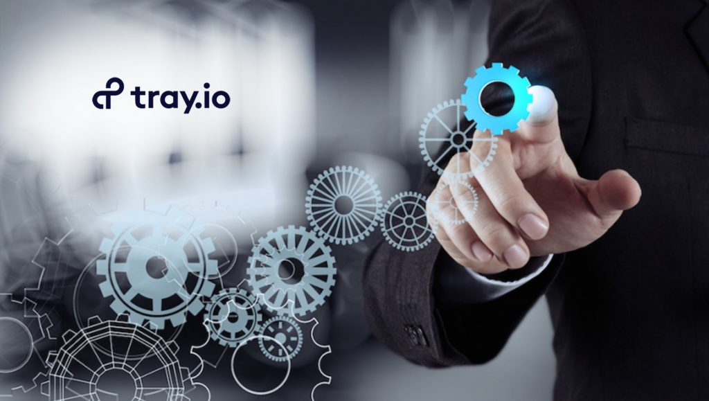 Tray.io Raises $37 Million Series B Funding to Usher in the Era of The Automated Enterprise