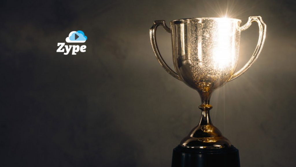 Zype Playout Wins a Product of the Year Award for B2B Streaming at NAB Show 2019