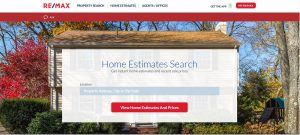 real-estate-website-with-home-valuation-tool