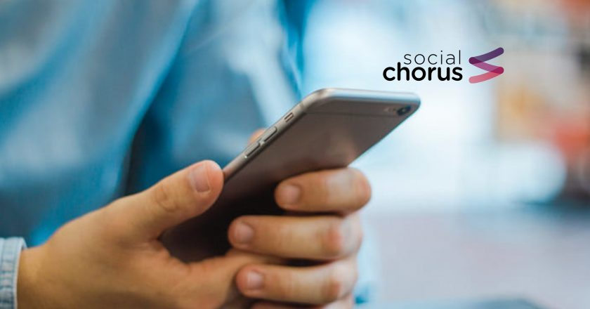 SocialChorus Unveils Four New Product Features at FutureComms