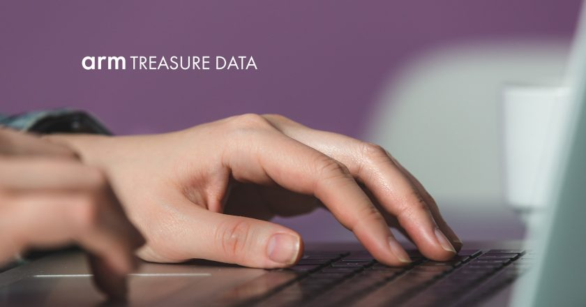 Arm Treasure Data Named Best Customer Data Platform at 2019 Marketing Technology Awards