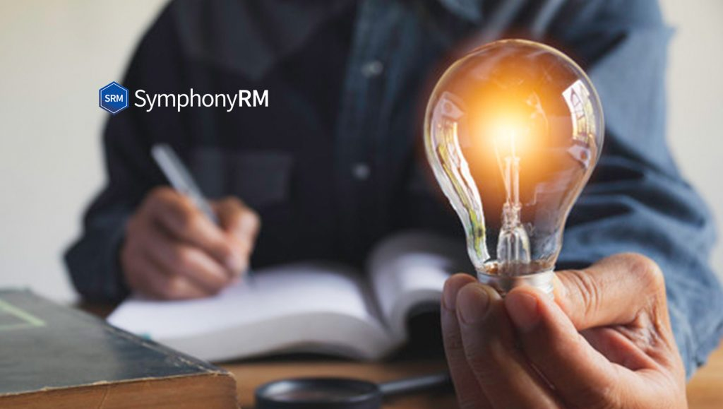 """Adoption of SymphonyRM's AI-Powered """"Next Best Actions"""" Soars as Company Doubles Revenue and Client Base and Raises $10 Million in Series A Financing"""