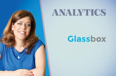 TechBytes with Audelia Boker, Global VP Marketing at Glassbox Digital