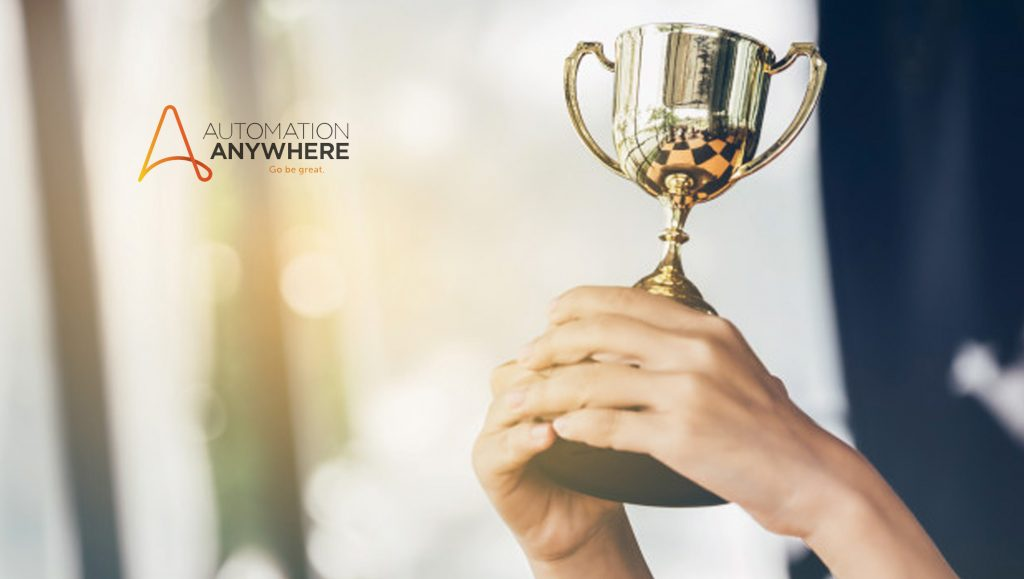 Automation Anywhere CEO and Co-founder Mihir Shukla Named EY Entrepreneur Of The Year 2019 Award Finalist in Northern California