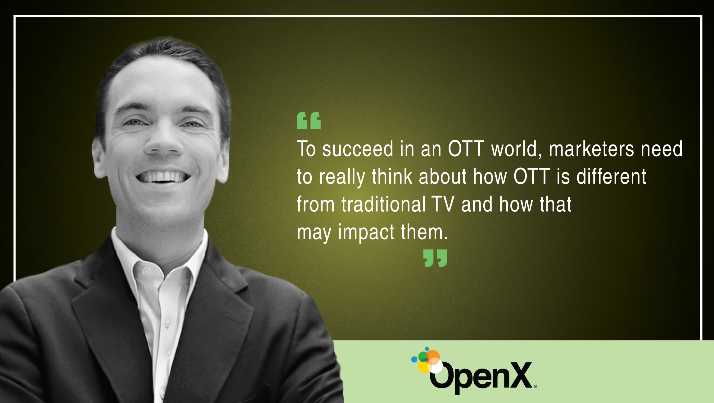 TechBytes with with Dallas Lawrence, Chief Brand and Communications Officer at OpenX