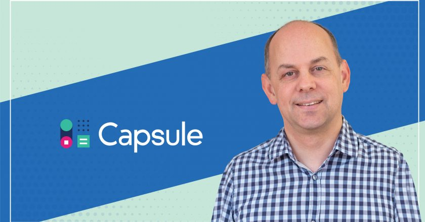 MarTech Interview with Duncan Stockdill, Co-founder & CEO, Capsule