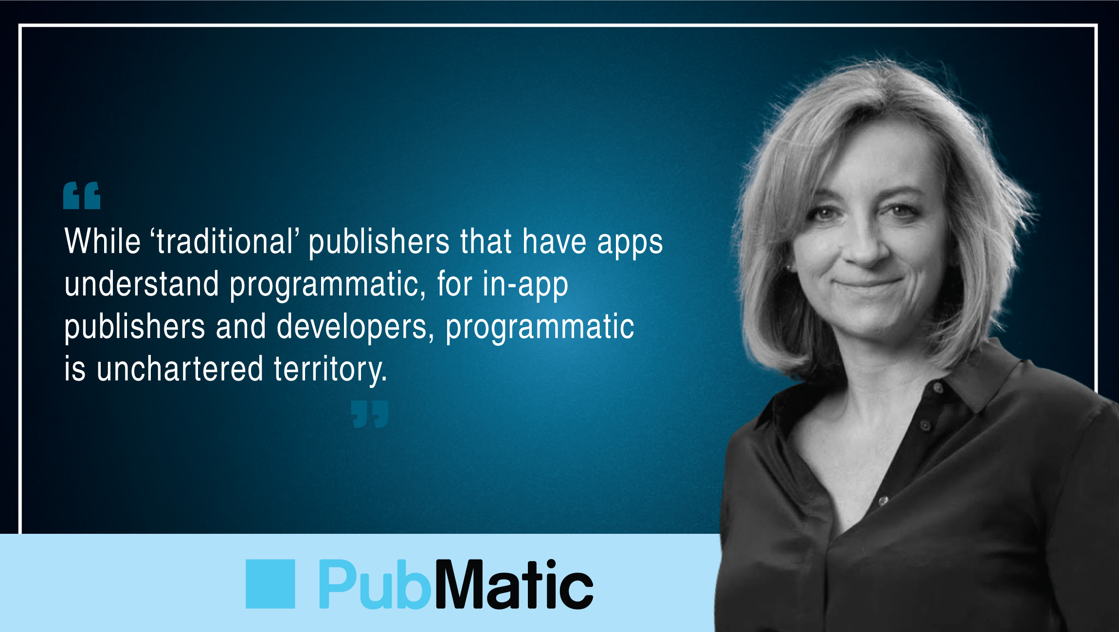 TechBytes with Emma Newman, VP UK, PubMatic