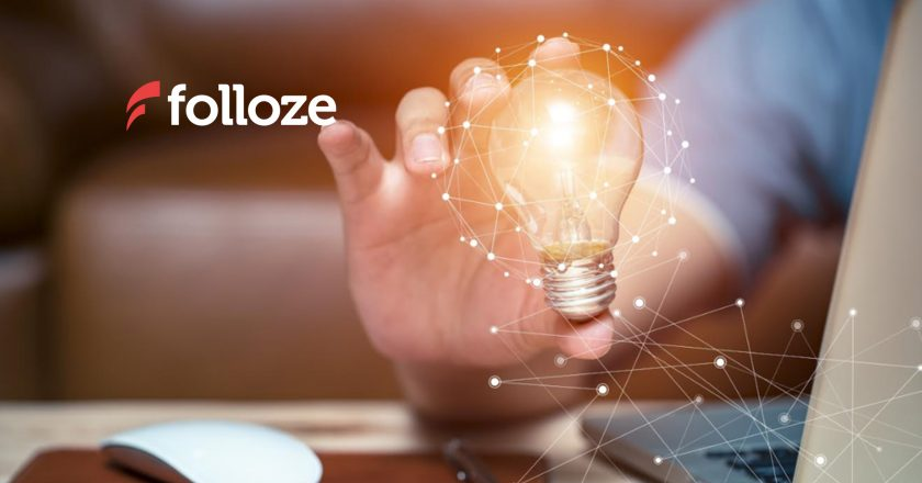 Folloze Launches Data and AI Powered Personalization Engine, Turning Insights into Action
