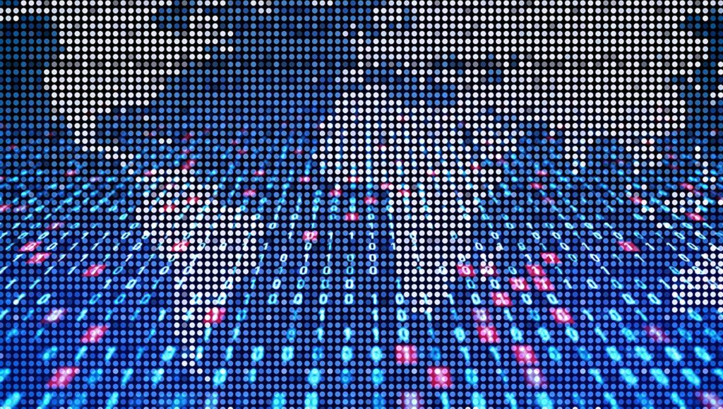 Fully Connected: How to Get Developing Countries Online / Global map on data usage across marketing technology platforms