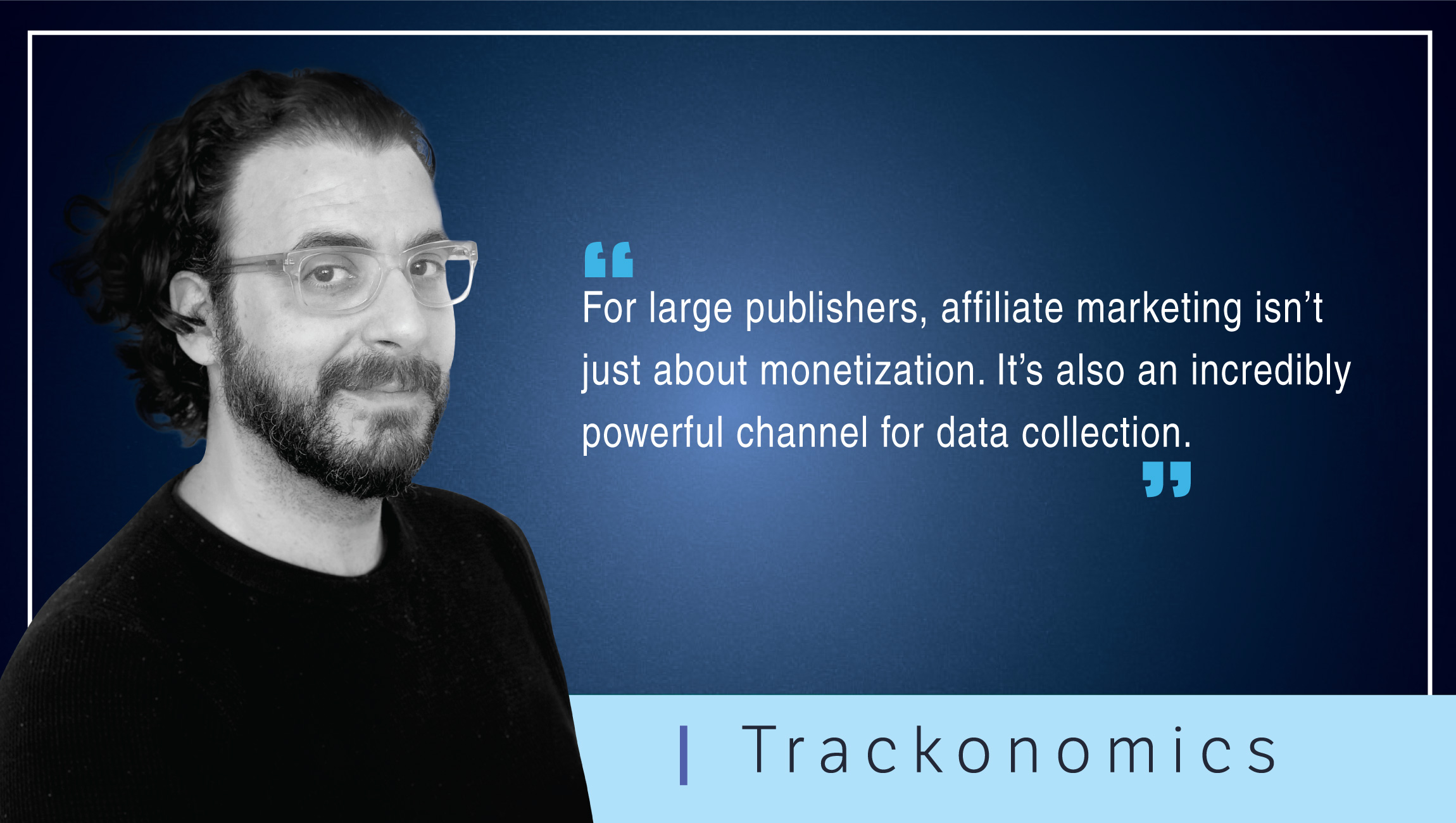 TechBytes with Hanan Maayan, Co Founder & CEO at Trackonomics