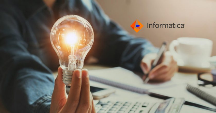 Informatica Announces Industry's First AI-Powered, Cloud-Native Solution for Reference Data Management