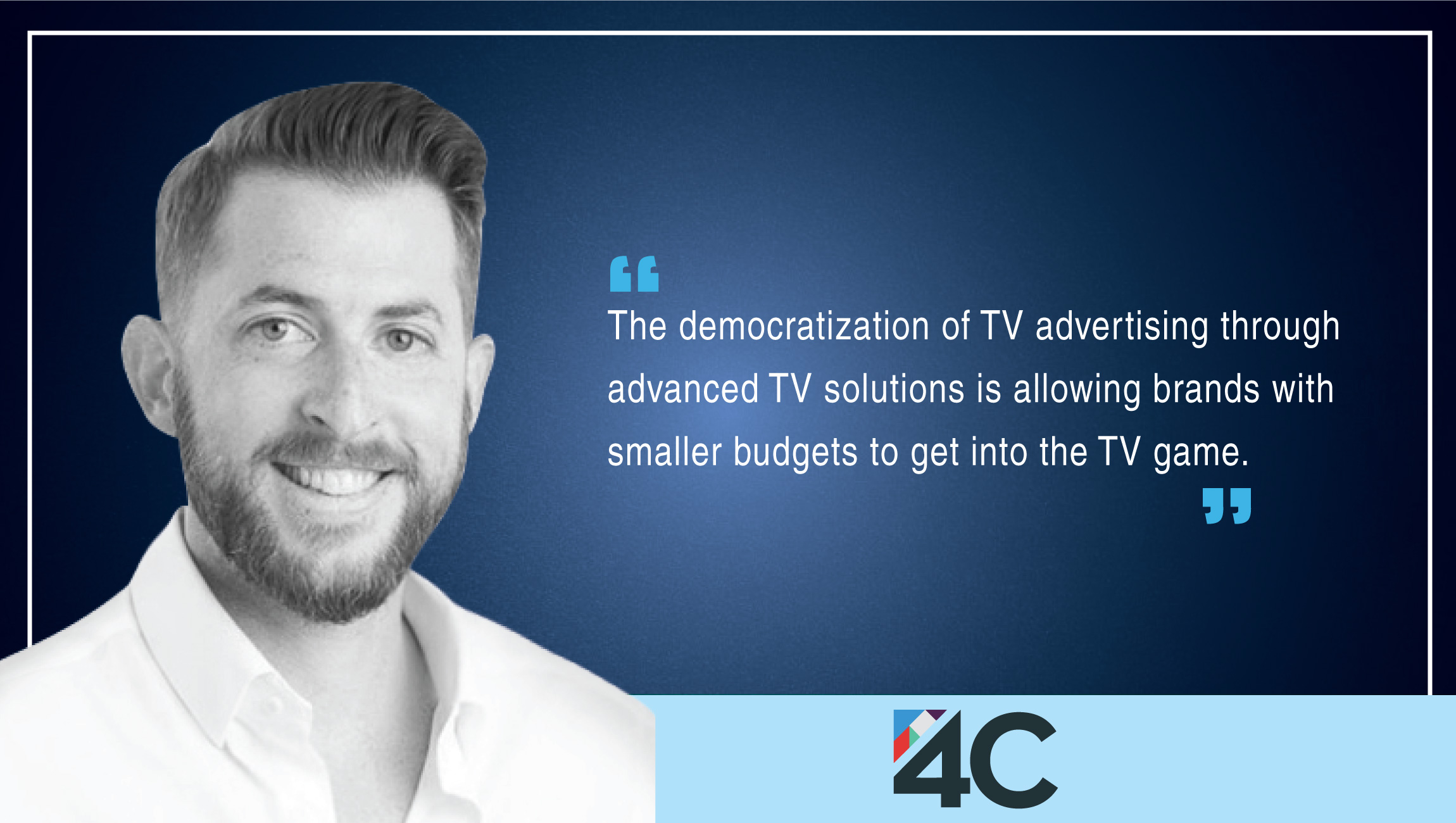 Lance Neuhauser , CEO, 4C Insights