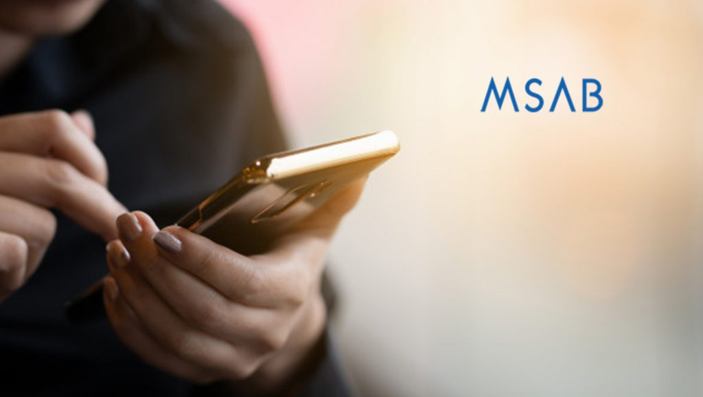 MSAB chosen for key role in new European Union funded consortium developing mobile forensic technology solutions for law enforcement