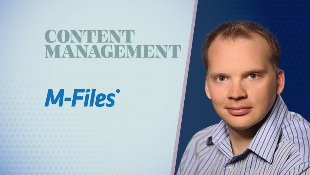 TechBytes with Mika Javanainen, VP of Product Marketing at M-Files