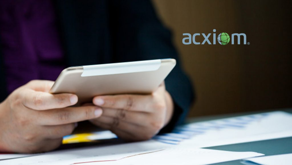 New Report from Acxiom Evaluates the Effectiveness of Marketing Technology in the Highly-Competitive Insurance Industry
