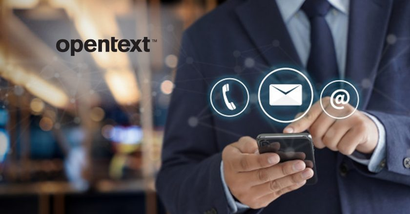 OpenText Named a Customer Communications Management Leader in 2019 Aspire CCM Leaderboard