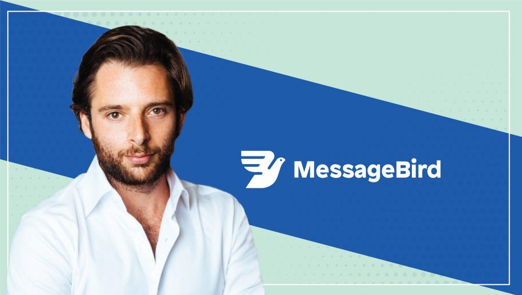 MarTech Interview with Robert Vis, CEO, MessageBird