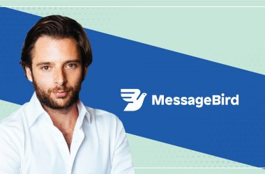 MarTech Interview with Robert Vis, CEO, MessageBird