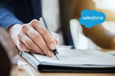 Salesforce Ventures Launches New $125 Million Europe Trailblazer Fund