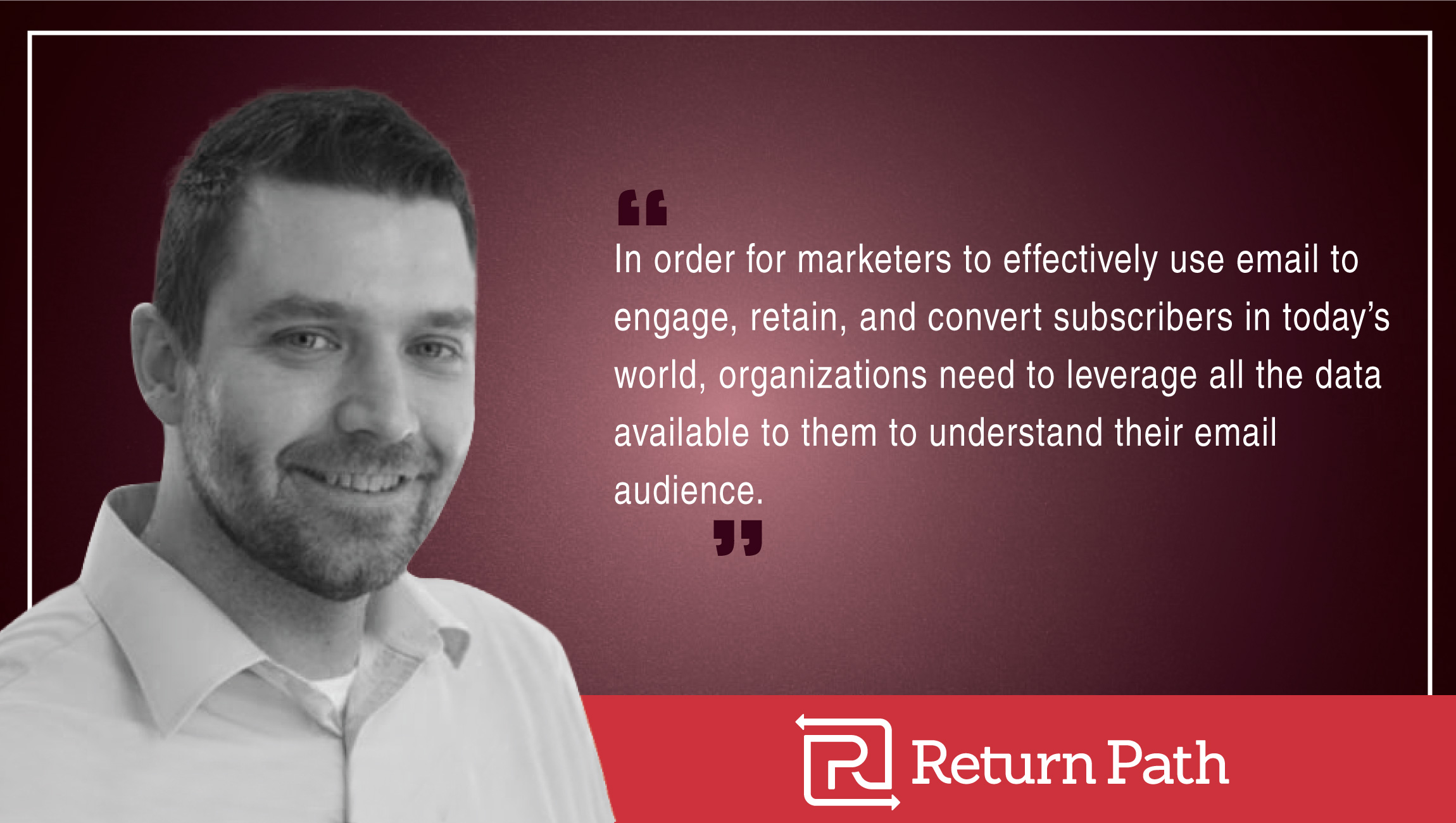 TechBytes with Scott Ziegler, SVP of Product Management, Return Path
