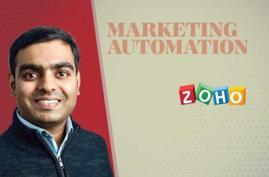 TechBytes with Suvish Viswanathan, Head of European Marketing at Zoho