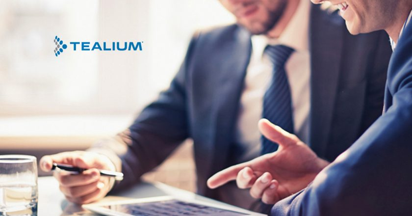 Tealium Raises $55 Million in Series F Funding