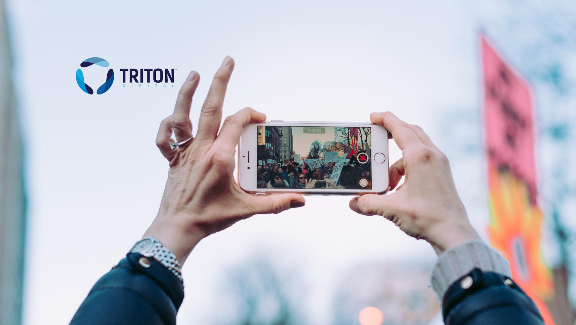 Triton Digital Integrates with Google Display & Video 360