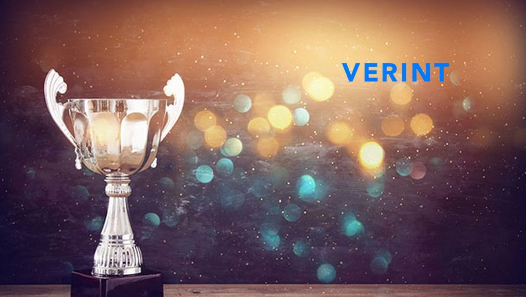 Verint Honors 7 Award-Winning Customers Achieving Remarkable Results in Customer Engagement