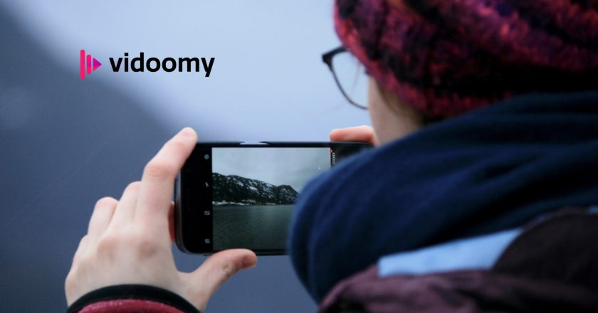 Vidoomy Launches an Advertising Revolution. An Interactive Video That Even Allows You to Make Purchases