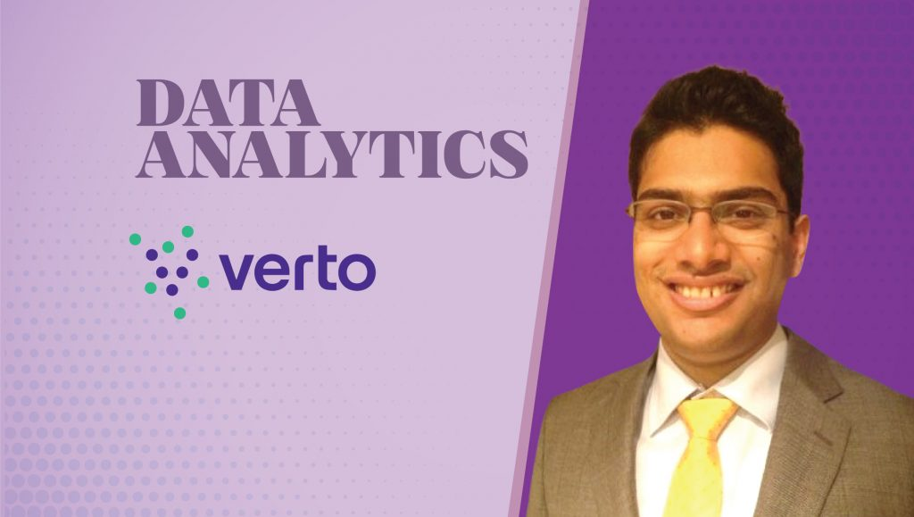 TechBytes with Vinayak Nair, VP Research Ops and Custom Analytics at Verto Analytics