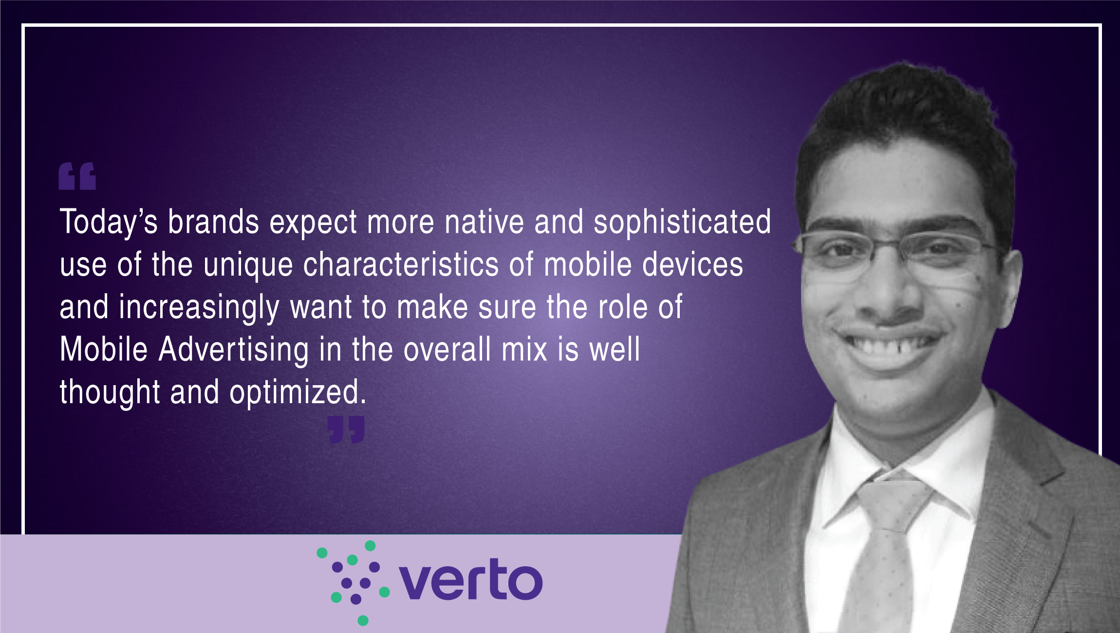 TechBytes with Vinayak Nair, VP Research Ops and Custom Analytics at Vetro