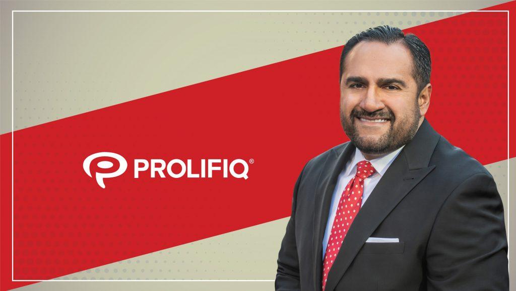MarTech Interview with Vrahram Kadkhodaian, CEO at PROLIFIQ