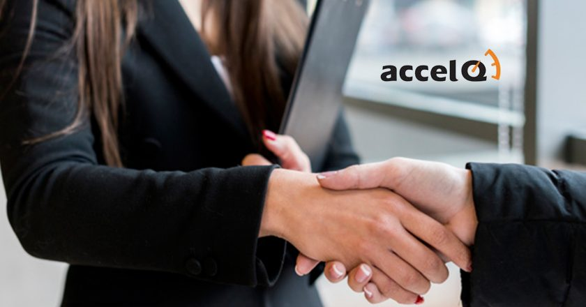 accelQ and Salesforce Join Hands on AppExchange